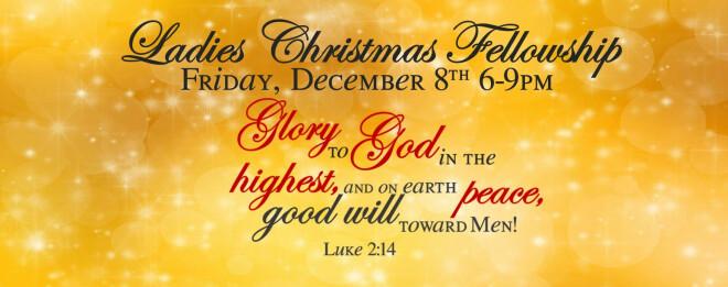 Ladies Christmas Fellowship
