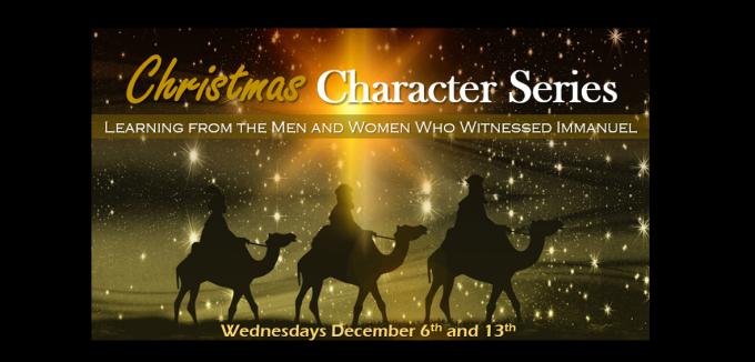 Christmas Character Series Part I