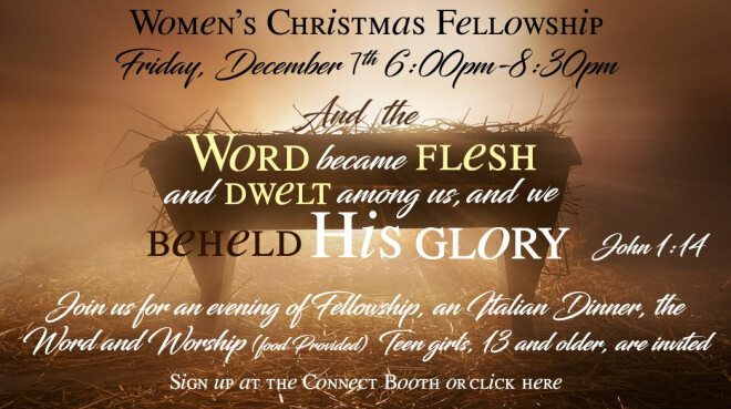 Women's Christmas Fellowship