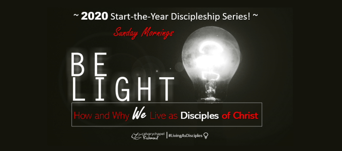 Be Light - Our Response & Reward - Series Conclusion