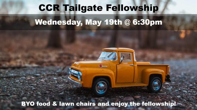 CCR Tailgate Fellowship