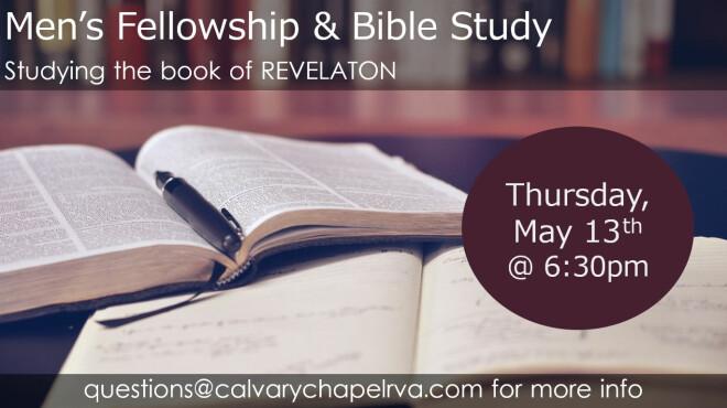 Men's Bible Study & Fellowship